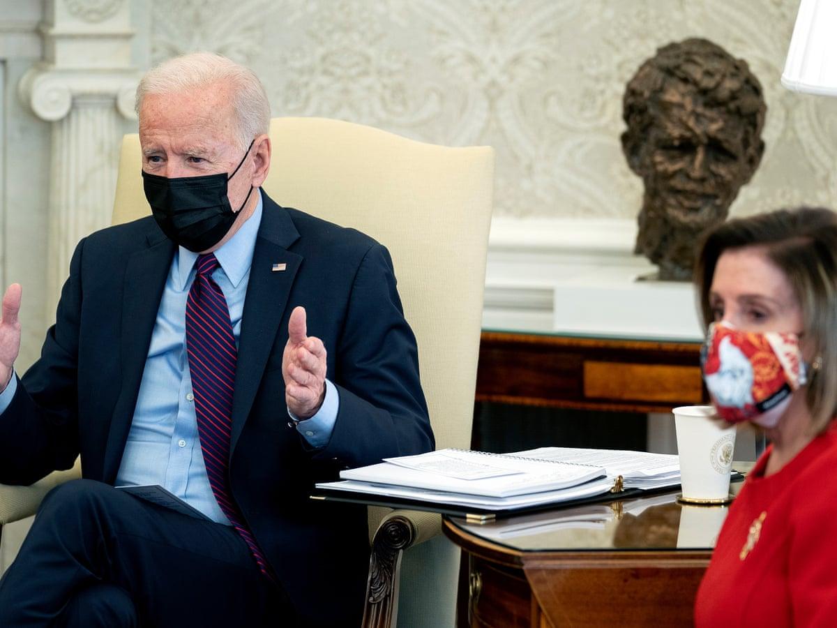 Biden warns Iran to 'be careful' after US airstrikes