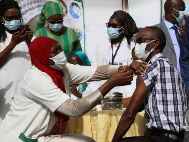 WHO calls for more help for developing countries to access COVID-19 vaccines