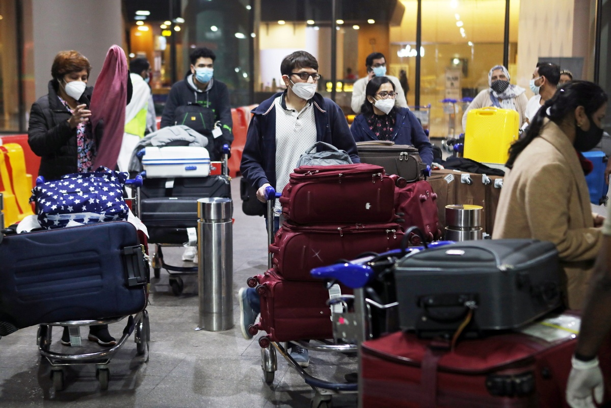 Int'l commercial flights to remain suspended in India until March 31: authority