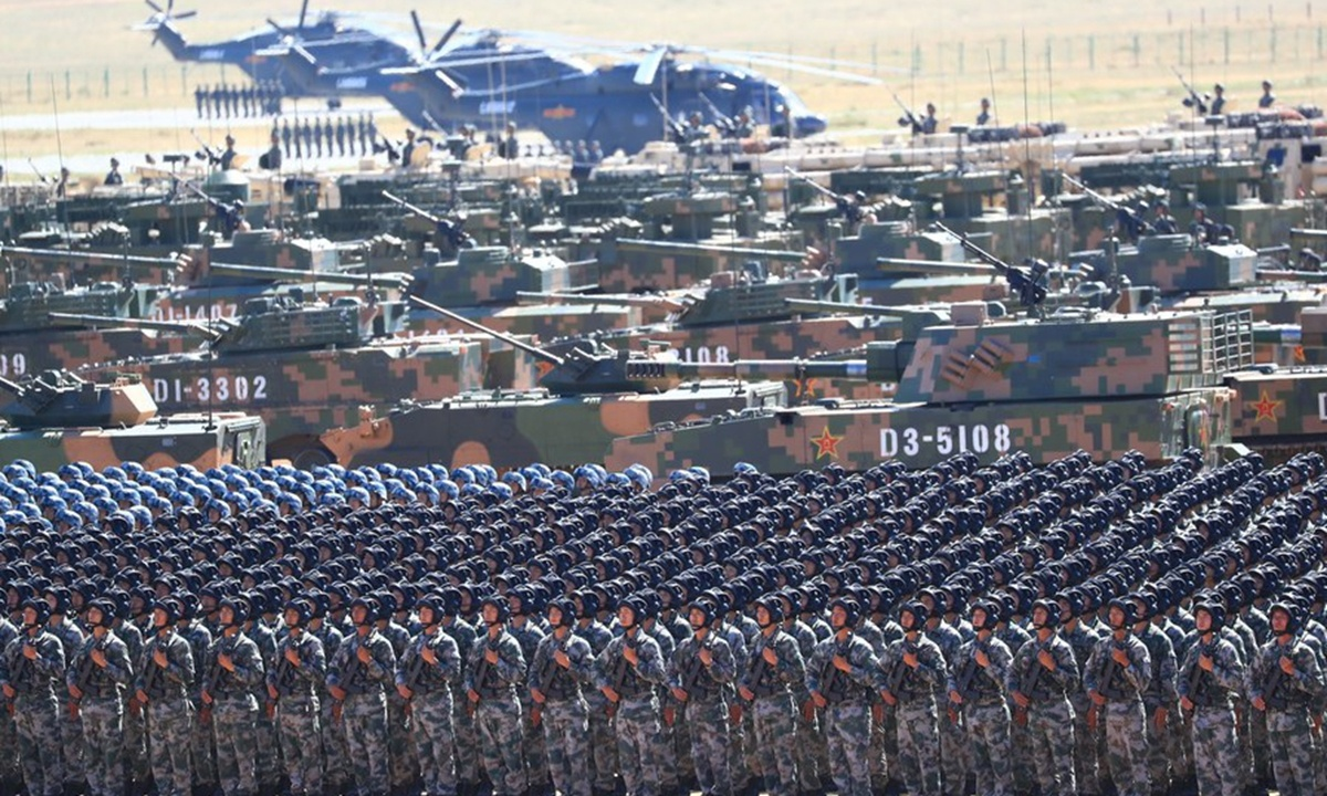 China's defense budget to continue to rise in 2021, buttressed by economic upturn, strong fiscal foundation: experts