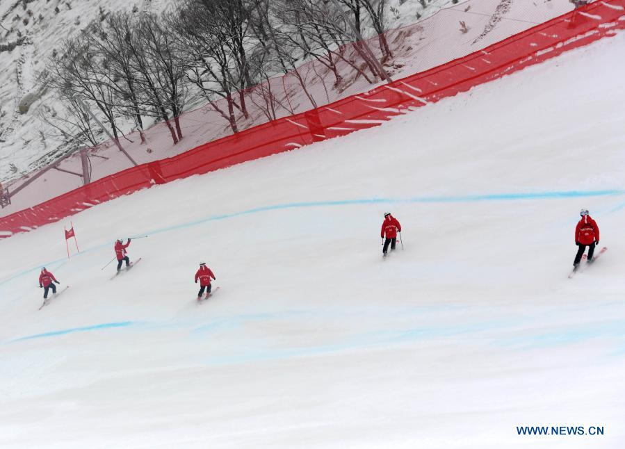 Testing program provides precious experience in lead up to Beijing 2022