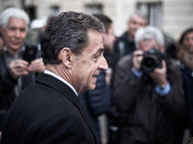 French ex-president Sarkozy sentenced to 3 years on corruption charges