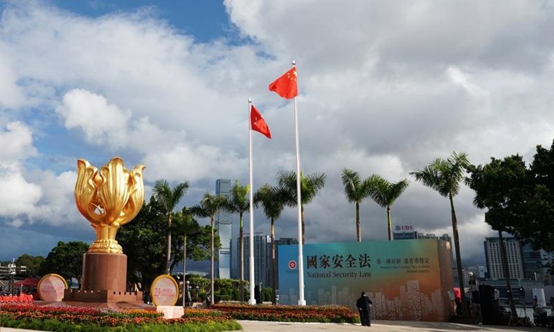 The legitimacy, necessity of 'patriots governing Hong Kong'