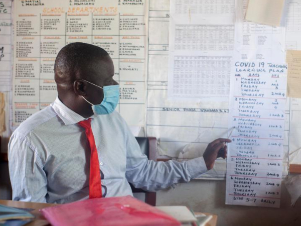 Feature: Malawian COVID-19 survivors on quest to minimize stigma