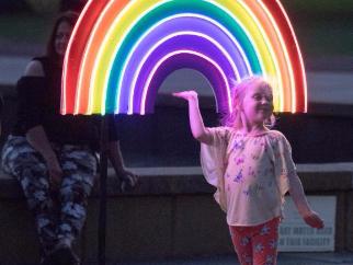 Enlighten Festival held in Canberra, Australia