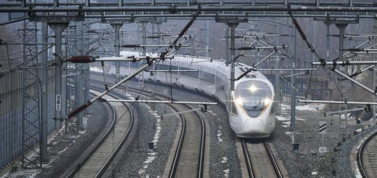China rolls out blueprint for transport