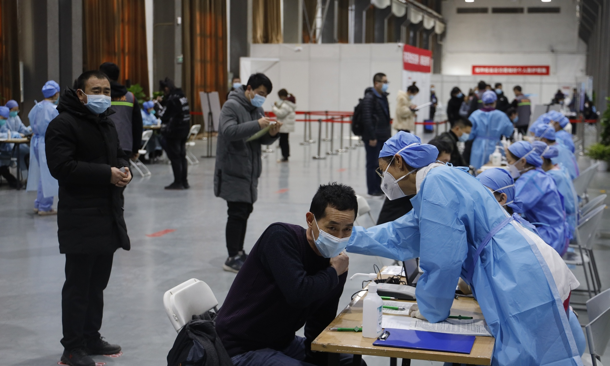 China to administer 40 doses of COVID-19 vaccines per 100 people by June: Zhong Nanshan