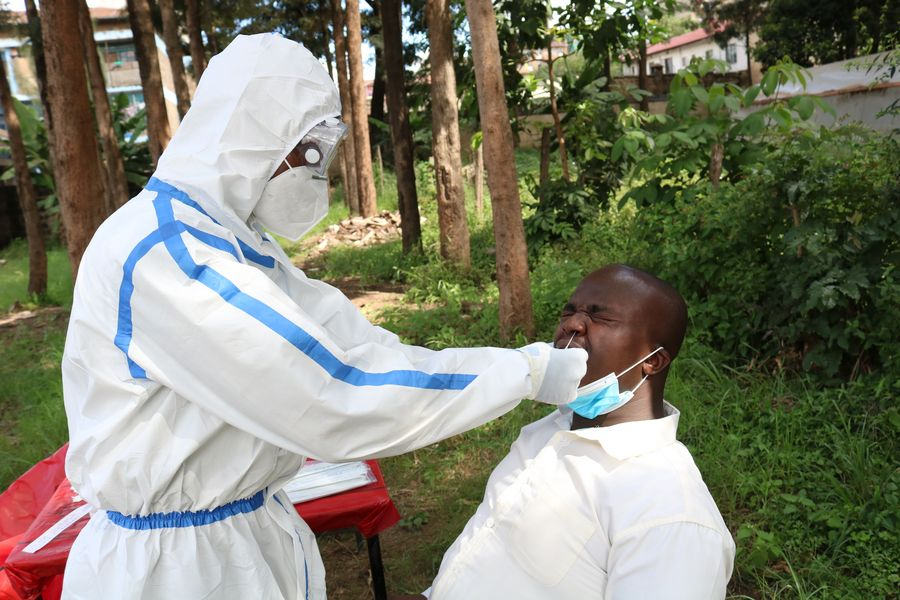Africa COVID-19 cases approach 3.9 mln: Africa CDC