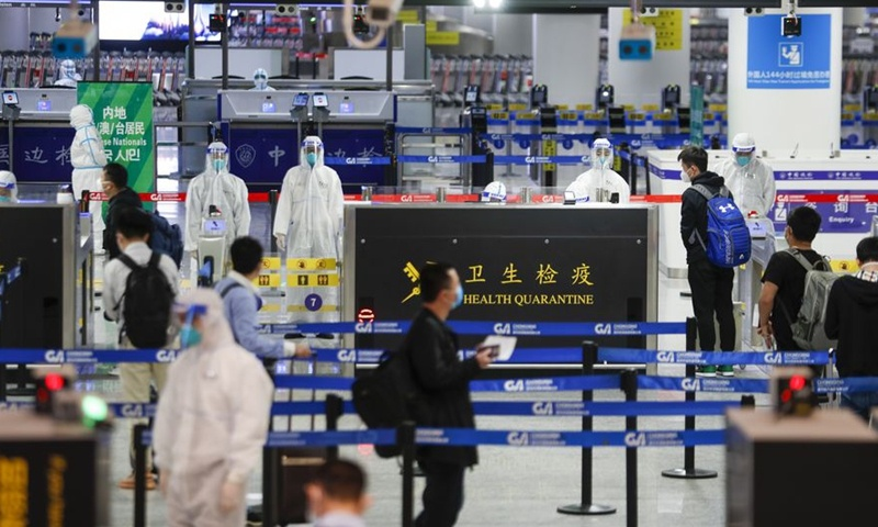 Chinese lawmakers, advisors suggest issuing vaccine passports at two sessions