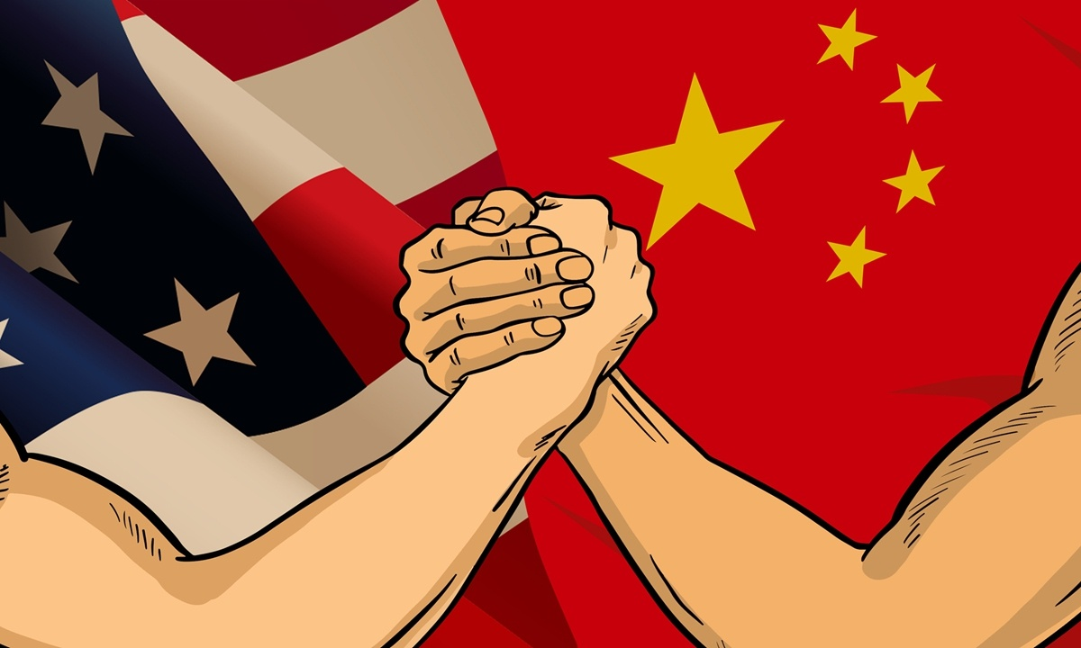 Policies containing China's development malicious