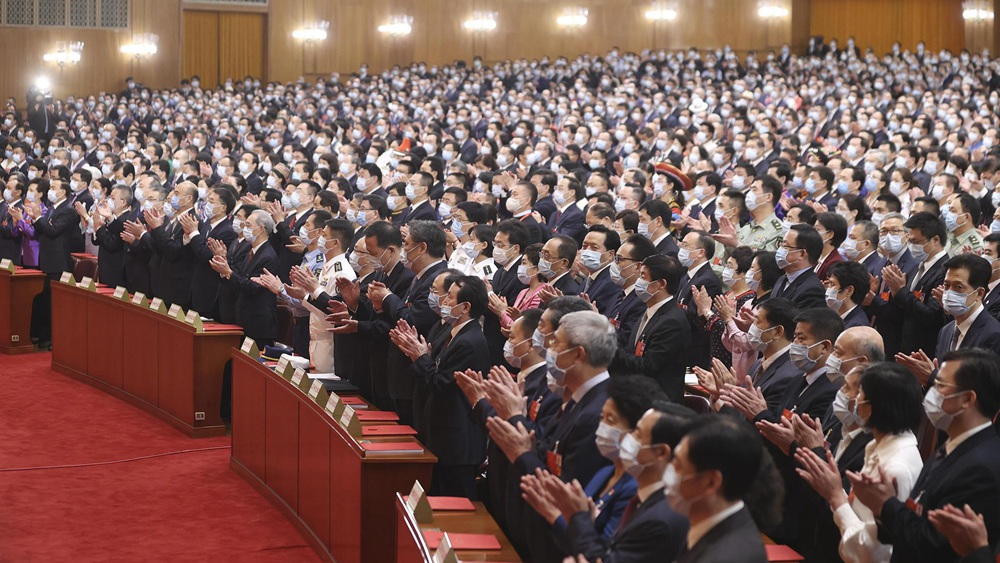 State Council handled 8,108 NPC motions, 4,115 CPPCC proposals in 2020