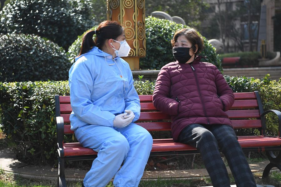 Chinese mental health good overall, latest survey finds