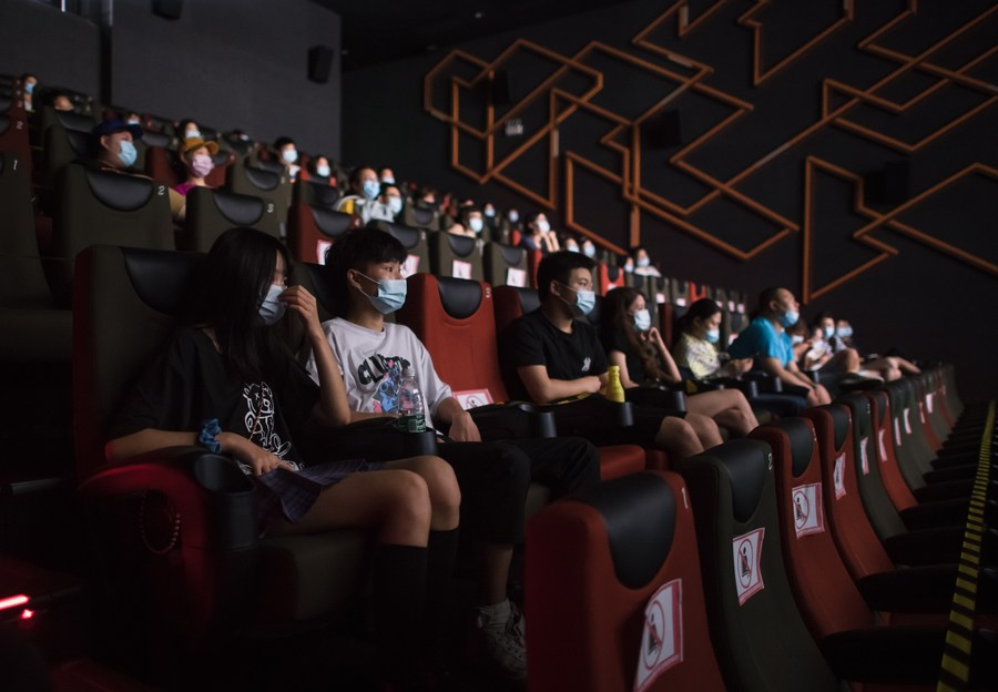 China eyes high-quality development of movie industry