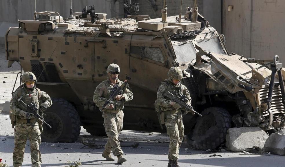 At least 10 rockets hit Iraqi base hosting US troops
