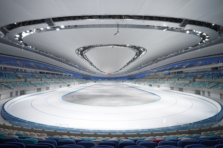 Attempts to politicize, sabotage Beijing Winter Olympics 'futile': spokesperson
