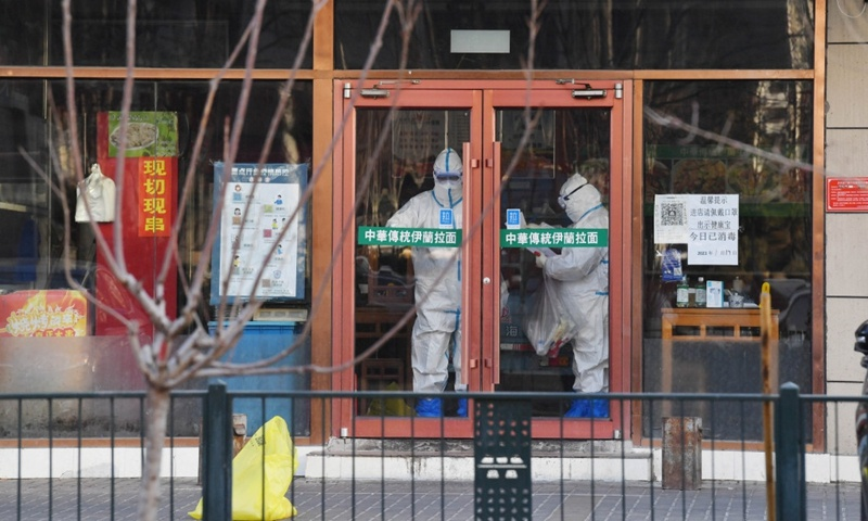 Beijing restaurant owner sentenced to eight months in prison for breaking COVID-19 quarantine rule