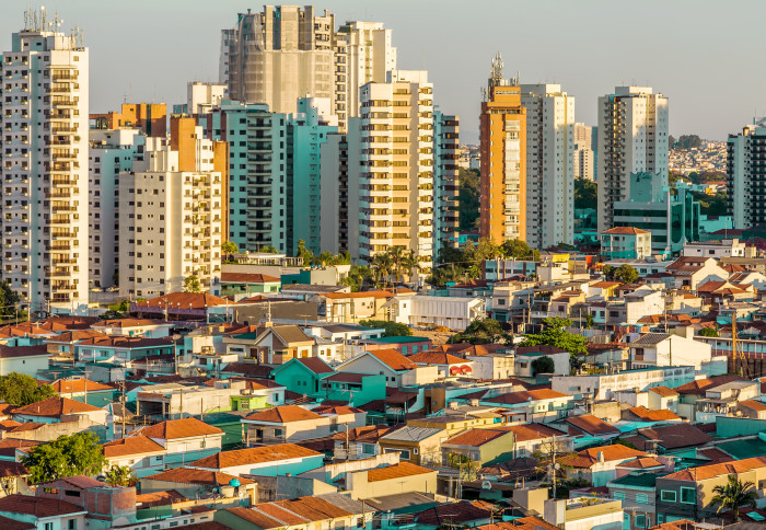 Brazil's economy contracted 4.1% in 2020