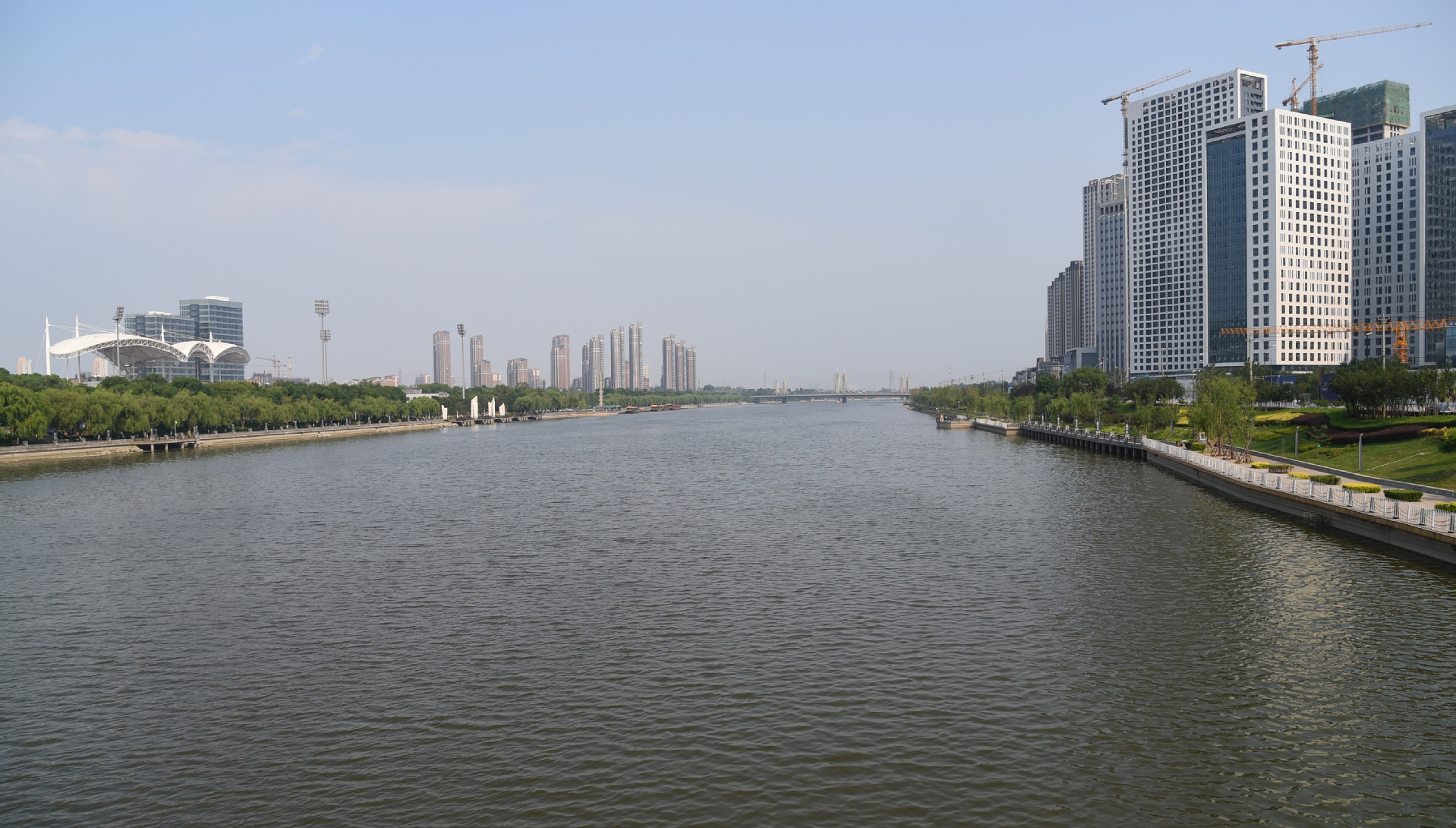 Beijing plan for Tongzhou district released