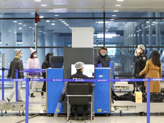 Pudong airport wins international recognition