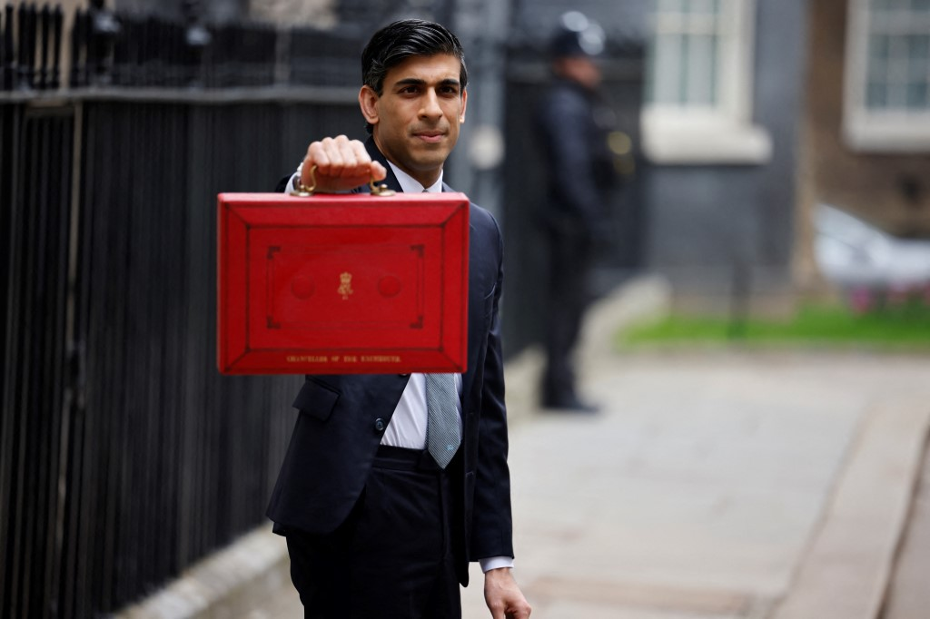 UK budget: Business tax rise, furlough extension but no pay hike for healthcare workers