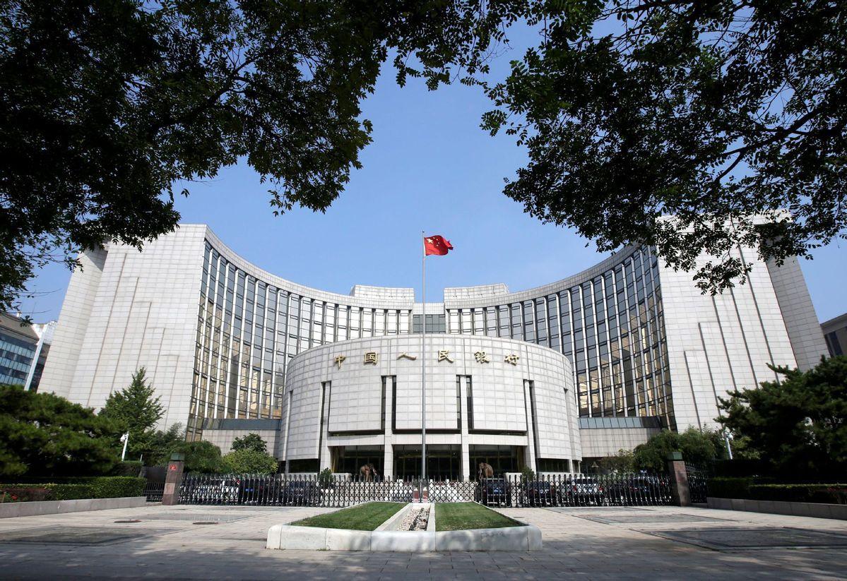 China's central bank conducts 10b yuan of reverse repos