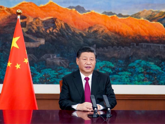 Xi on China's pursuit of high-quality development