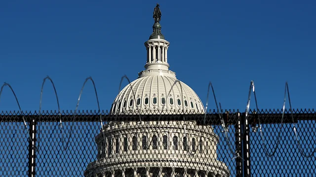 US House session cancelled as police warn of plot to breach Capitol