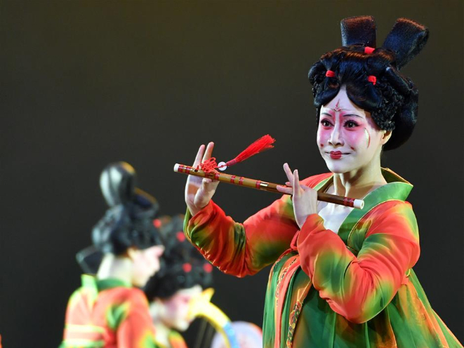 The 'Chinese wind' whirling through the entertainment industry