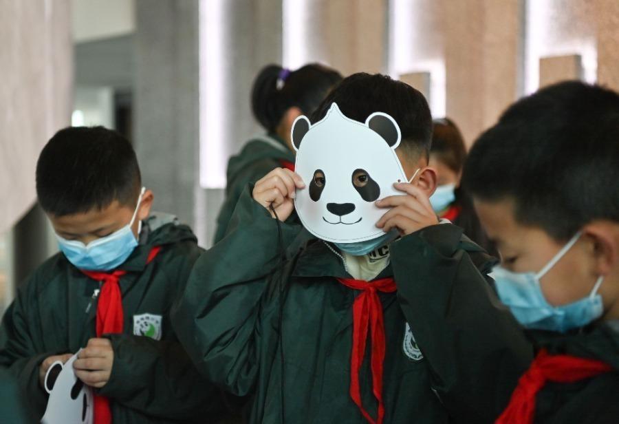 Interactive panda museum opens in China's Chengdu