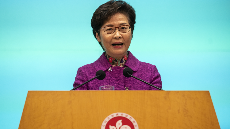 Carrie Lam: HKSAR govt to fully cooperate on electoral system improvement