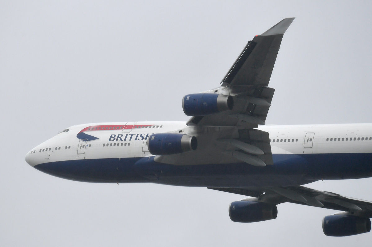 US, Britain announce 4-month tariff suspension in aircraft subsidy dispute