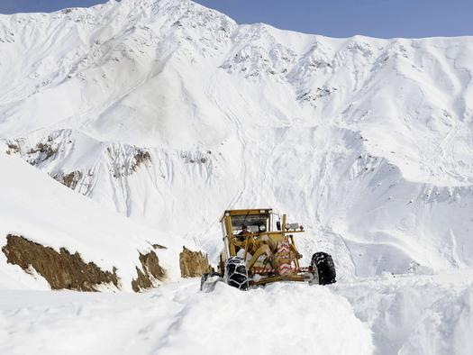 14 killed in avalanche in northern Afghanistan