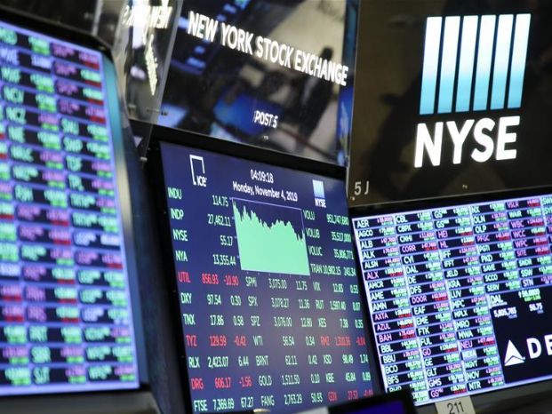 US stocks open higher after solid payroll report