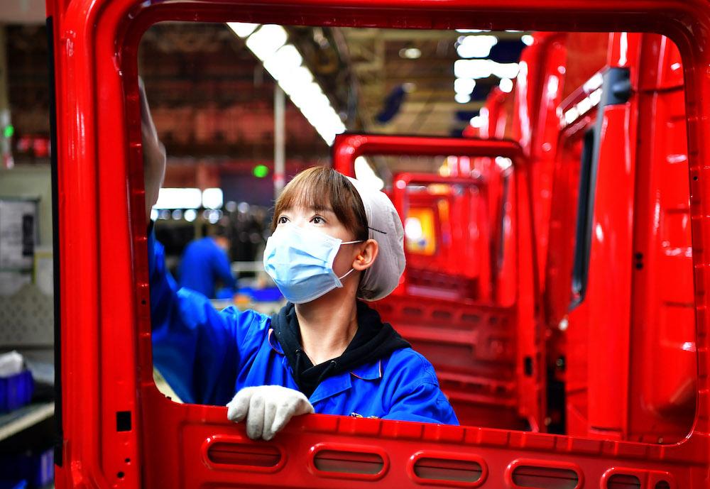 China should step up guard against mutant COVID-19 strains: political advisor
