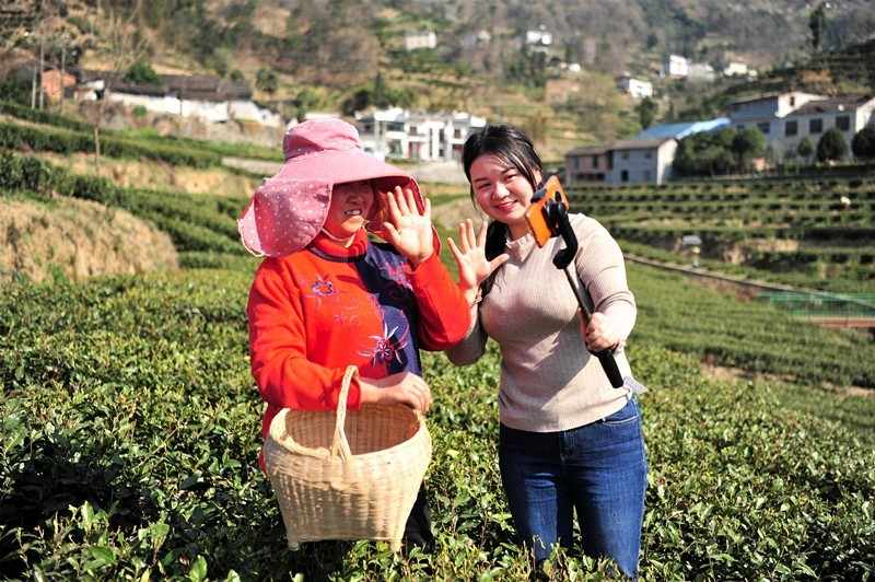 China energizes rural development with digital technologies