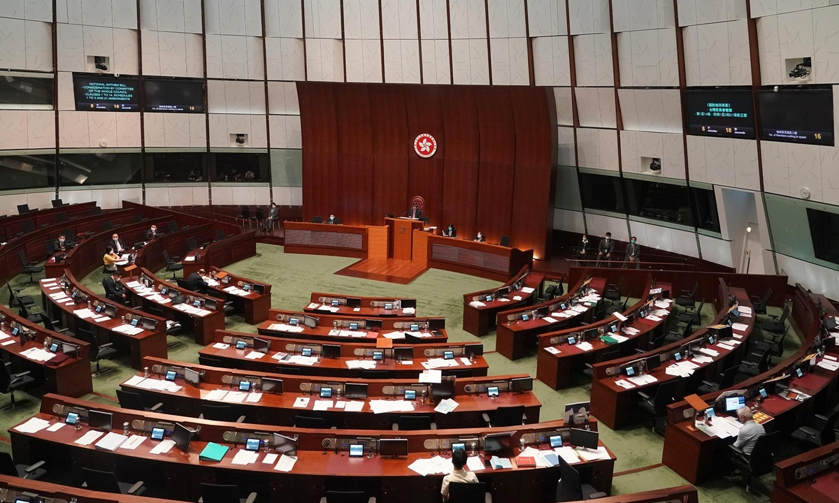 Function, role consolidation of HK Election Committee core of electoral system reform: expert