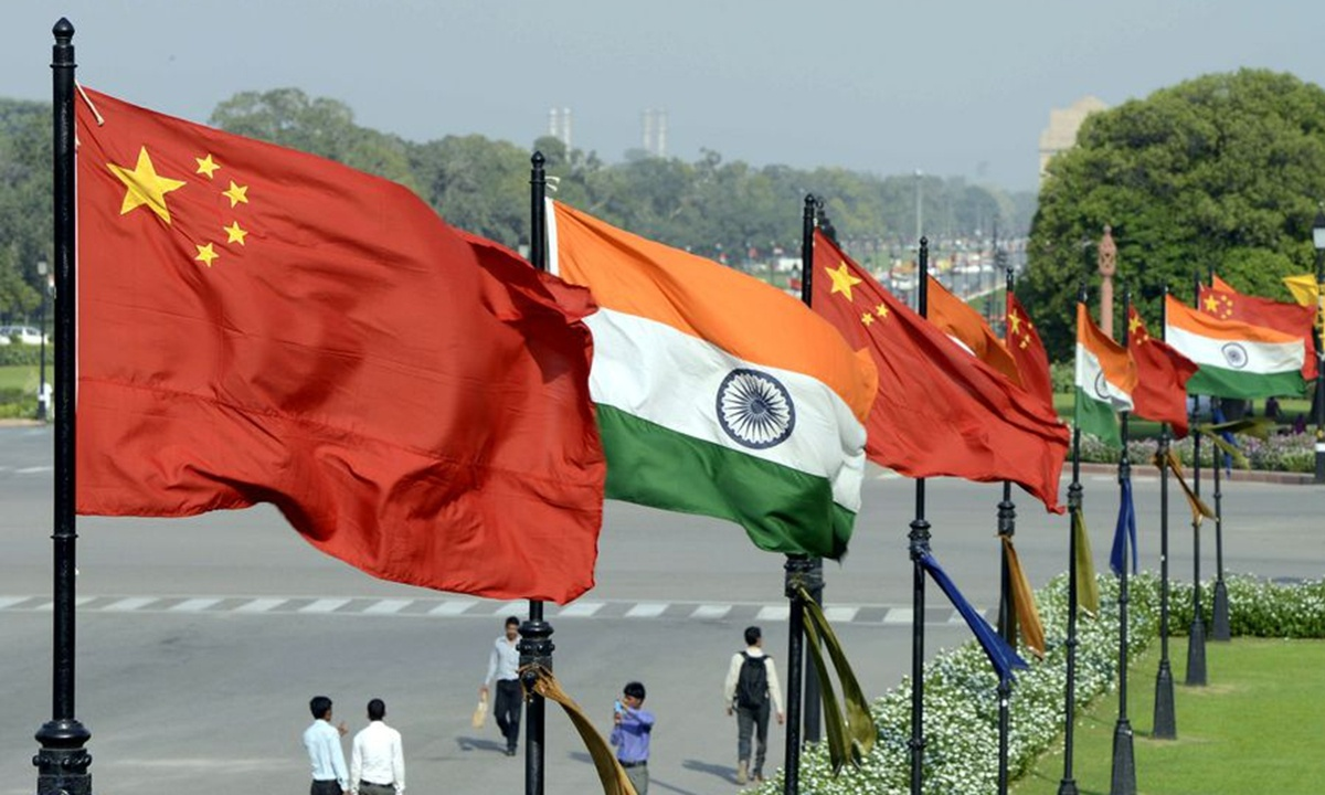 China, India agree to achieve peace, tranquility in border region: officials