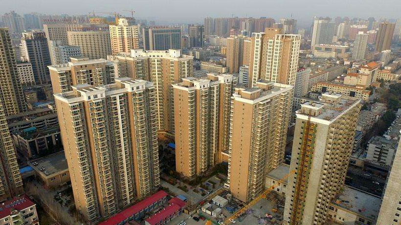 China's home prices slightly up in February