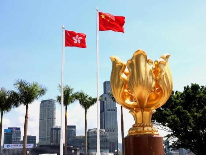 Improving electoral system imperative, fully justified: Hong Kong principal officials