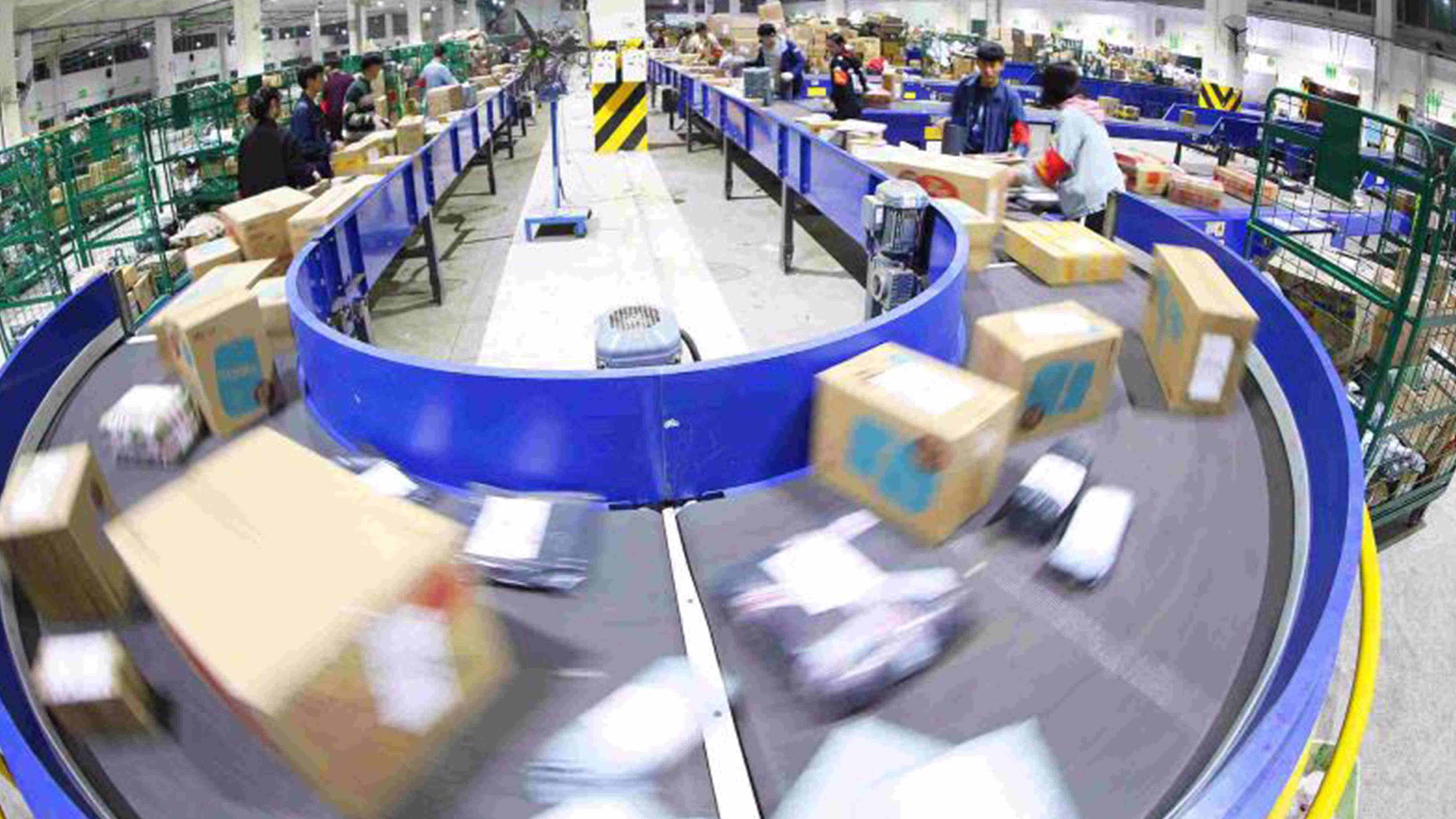 China's e-commerce logistics activities moderate in February