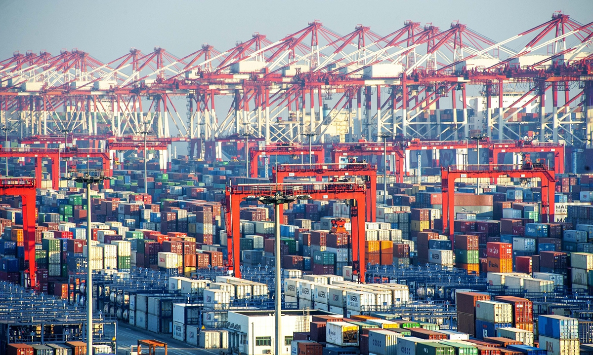 China's imports and exports were soaring by 32.2% in first two months of 2021: customs