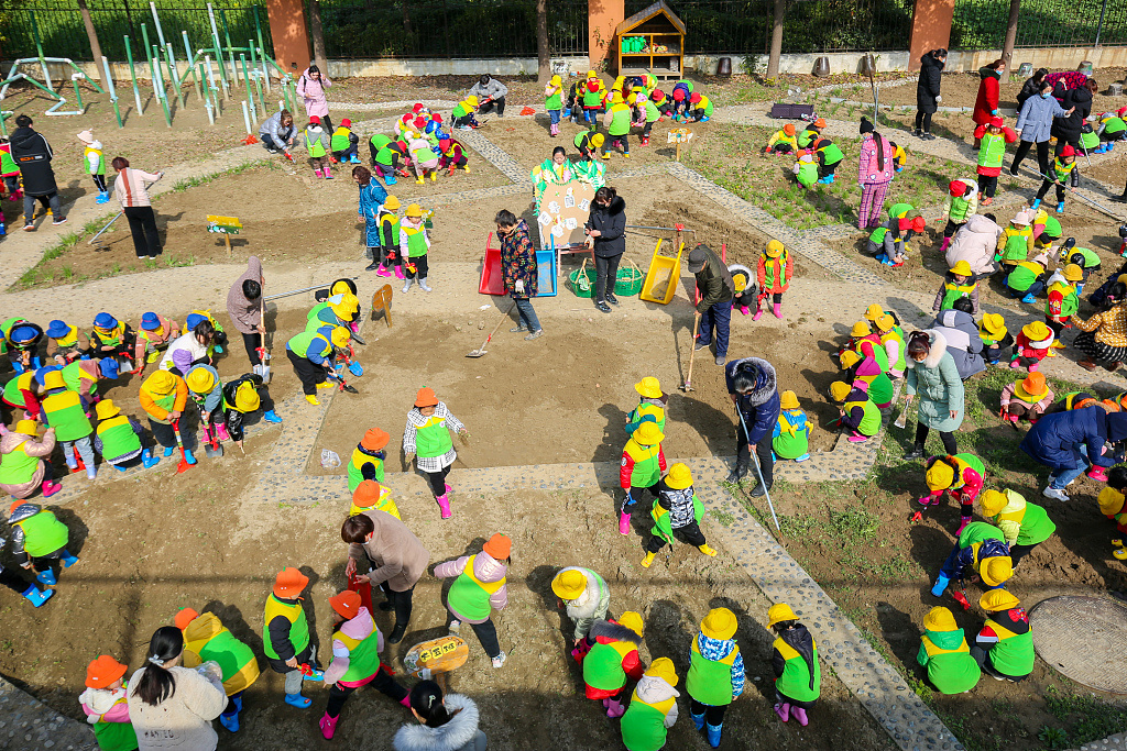 China to further boost preschool education