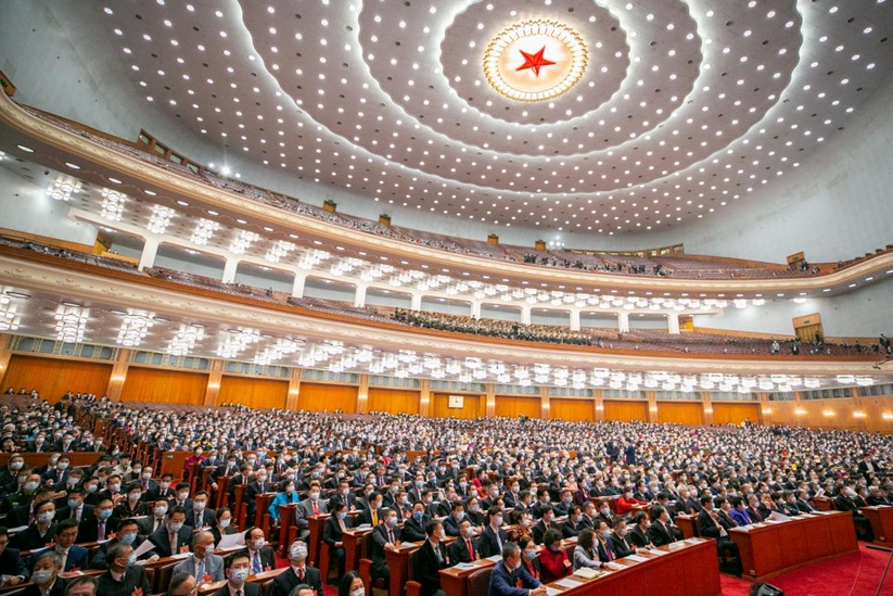 China's 'two sessions' demonstrate vitality of socialist democracy
