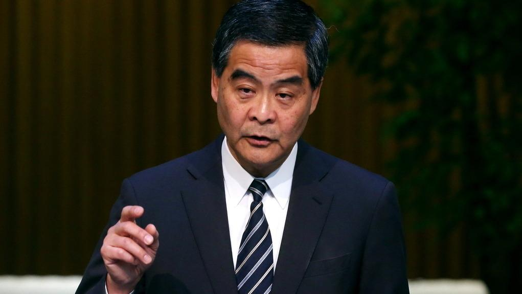 West should fully understand Hong Kong's democracy, says Leung Chun-ying