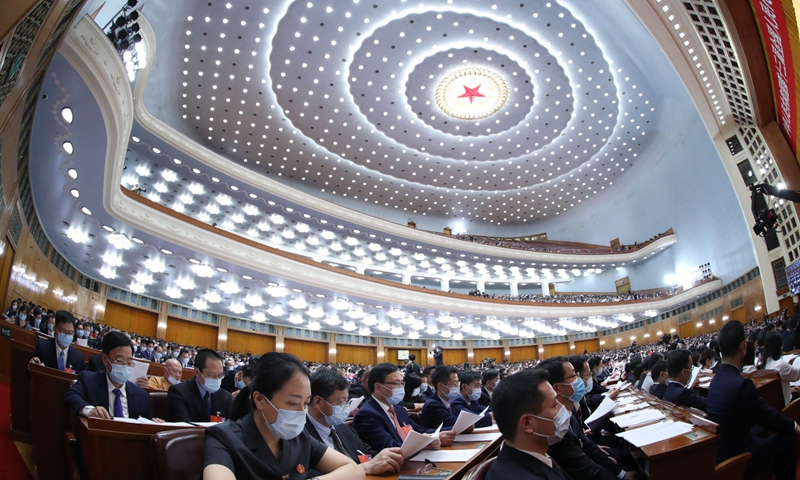 Chinese lawmakers raise 473 proposals to annual legislative session by Monday noon