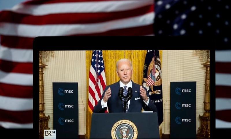 Biden's Microsoft hack probe will poison ties: expert