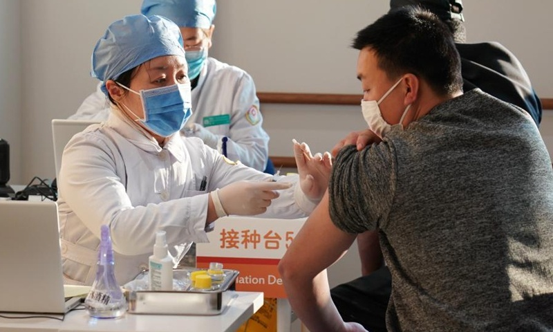 Beijing's Pinggu district issues proposal for all-member COVID-19 vaccination