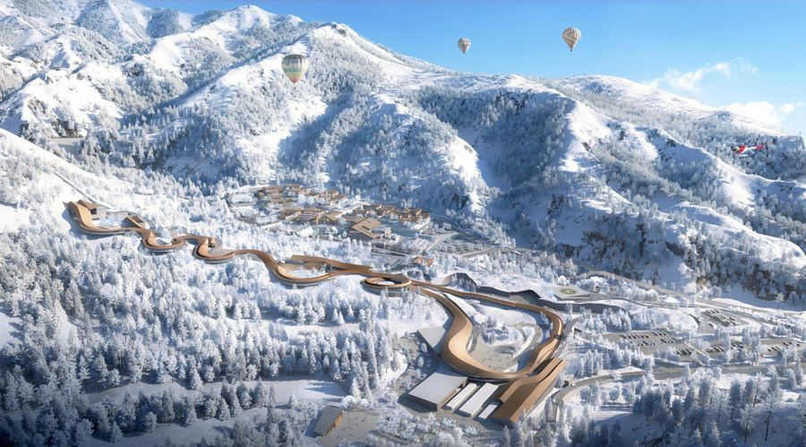 Beijing 2022 Yanqing competition zone to begin Olympics operations in October