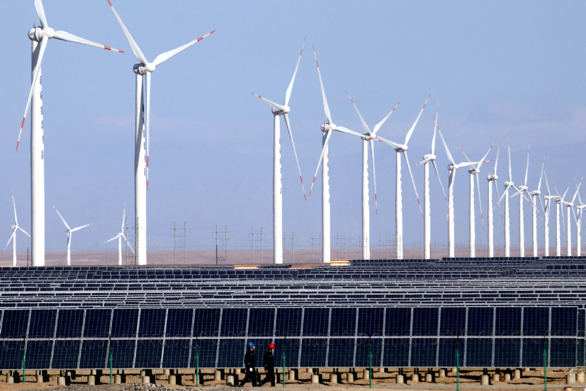 China's new five-year blueprint paves way for 2060 carbon-neutrality