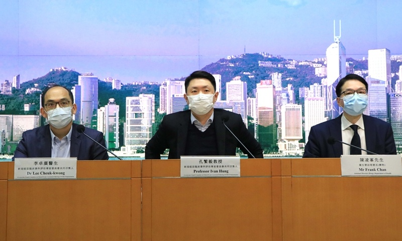 Serious adverse reactions of Sinovac COVID-19 vaccine in HK are within the expected range: experts